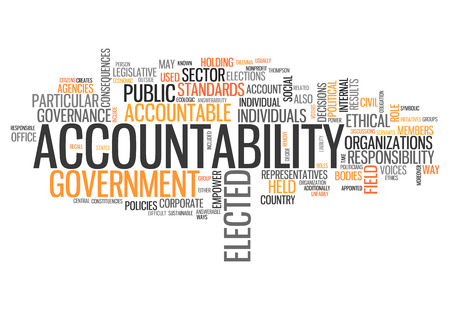 Word Cloud Accountability