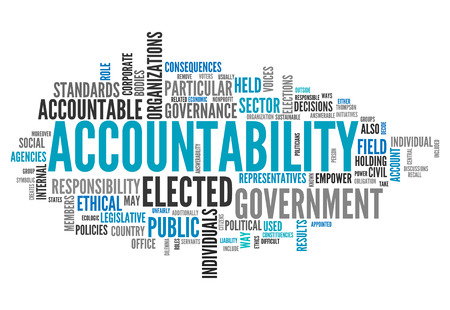 duties: Word Cloud Accountability