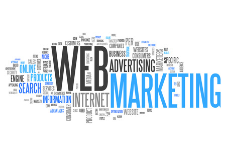 web marketing: Word Cloud Web Marketing