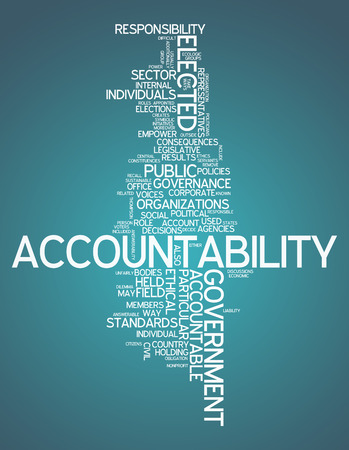 obligated: Word Cloud Accountability