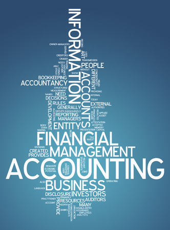 financial statements: Word Cloud Accounting