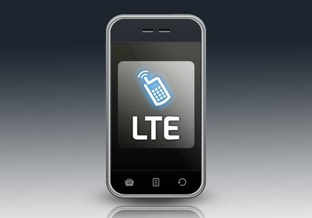 cdma: Smartphone with LTE wording