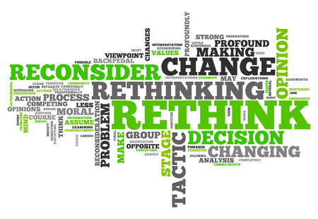 reconsideration: Word Cloud with Rethink related tags