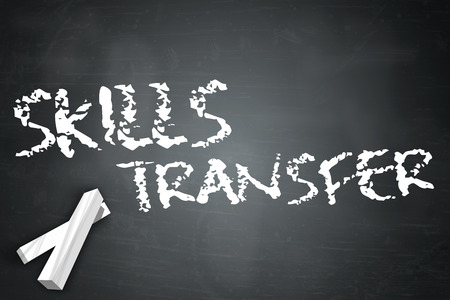 transferred: Blackboard with Skills Transfer wording