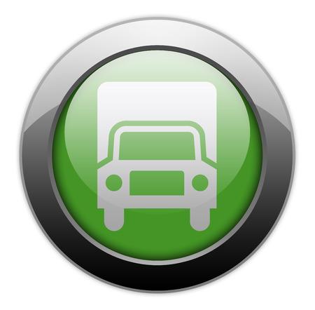 Pictogram with Trucks symbol Stock fotó