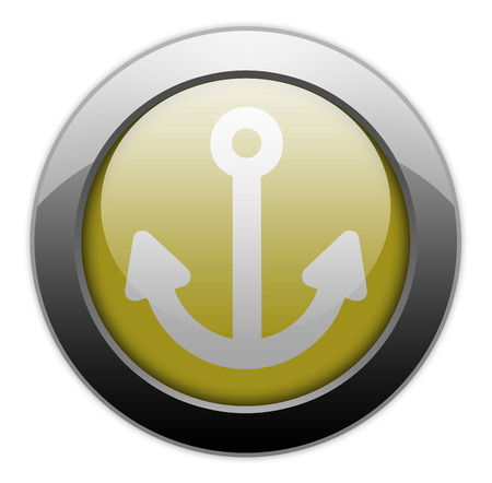 Icon, Button, Pictogram with Marina symbol photo