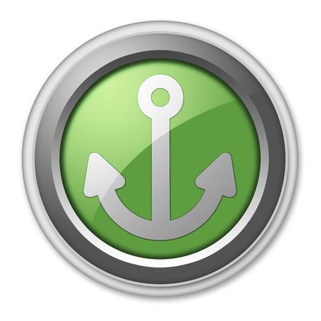 wharf: Pictogram with Marina symbol