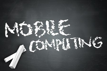 umpc: Blackboard with Mobile Computing wording