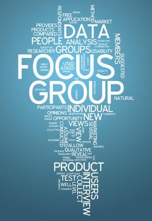 포커스 그룹 관련 태그가있는 Word 클라우드 스톡 콘텐츠 - 27201096