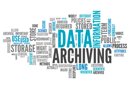 data archiving: Word Cloud with Data Archiving related tags