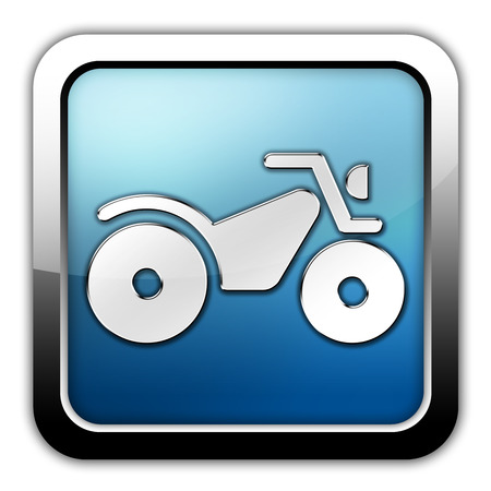Icon, Button, Pictogram with ATV symbol photo
