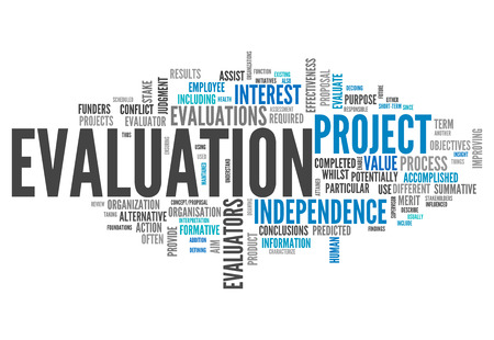 appraise: Word Cloud with Evaluation related tags