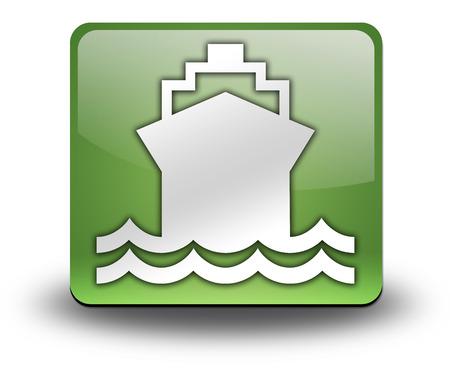 water transportation: Water Transportation symbol Stock Photo