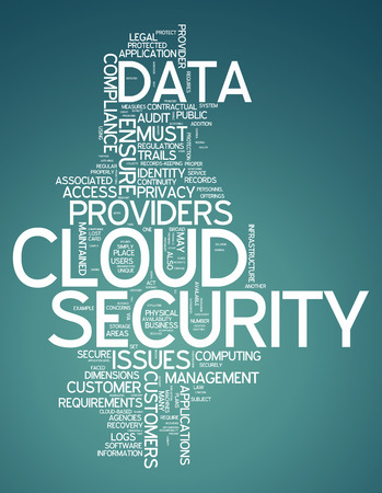 virtualization: Word Cloud with Cloud Security related tags