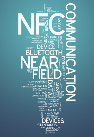 nfc: Word Cloud with Near Field Communication related tags