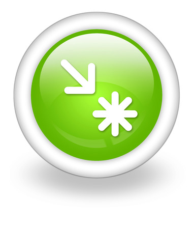 nav: Icon, Button, Pictogram with Point of Interest symbol