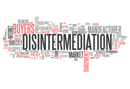 middleman: Word Cloud with Disintermediation related tags