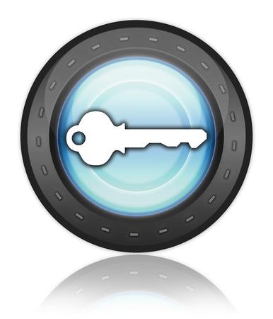 アイコン、ボタン、キーのシンボルとピクトグラム 写真素材 - 52497577