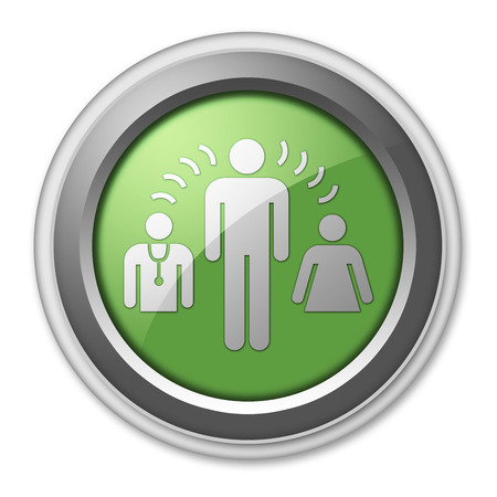 interpreter: Icon, Button, Pictogram with Interpreter Services symbol