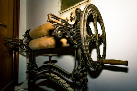 Abandoned places such as factories, farmhouses, shops, houses, facilities and clinics in Germany