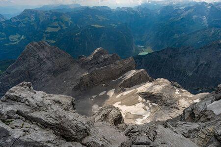 Beautiful mountain tour on the Watzmann in the Berchtesgaden Alps