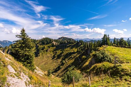 Fantastic hike at Balderschwang in the Allgau