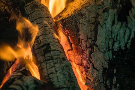 Flame sparkles explosion. Red gradient color mix background. Vibrant vivid blaze pattern.