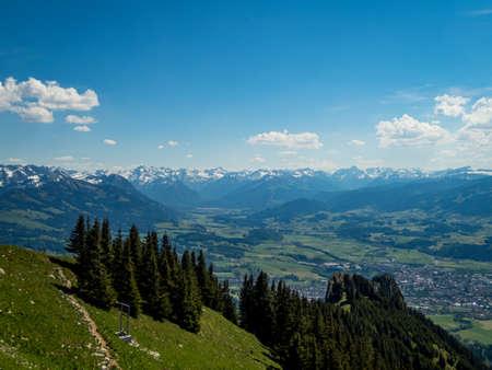 The Grunten Guardian of the Allgau Alpsee