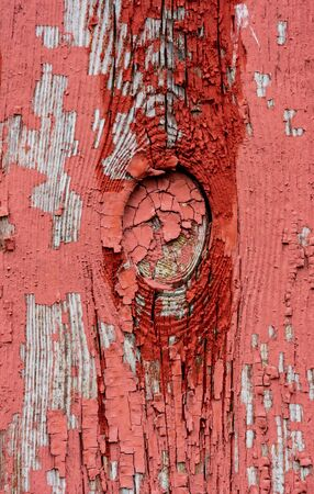 Weathered red paint and broken windows are a common site on barns in Vermont