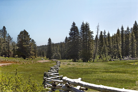 fenced in: fenced wilderness in Utah