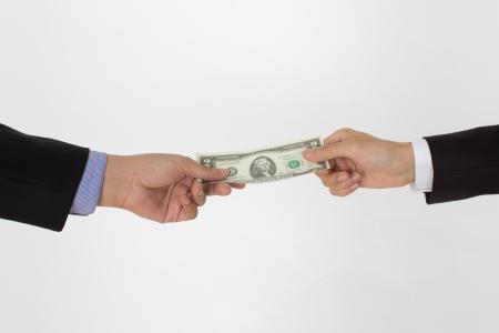 money in hand: money hand over