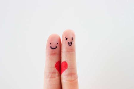 finger smileys