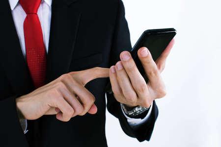 mobile phone Stock Photo