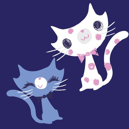 cute: cute cat