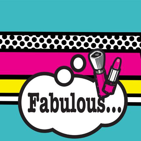 fabulous: Pop Art Woman FABULOUS!