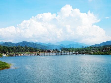 lia: Mon bridge and Song-Ga-Lia river.