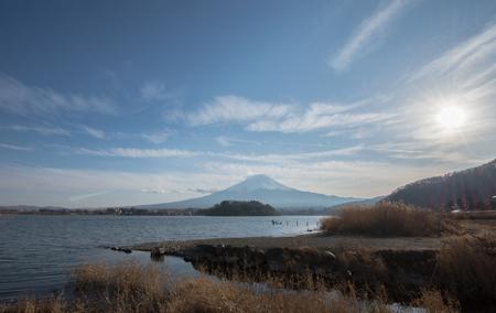 fuji san: Fuji San Japan Dec 2014