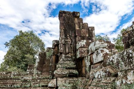 siem reap: Baphuon Shiva Temple, Siem Reap Cambodia Sep 2015.