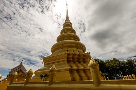 historically: Chiang Rai Temple Thailand Oct 2015,