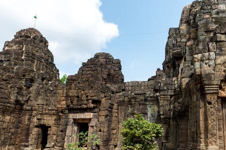 Tonle Bati, Takeo Province Cambodia Jan 2016 版權商用圖片