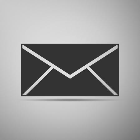 envelope icon: Envelope icon. Vector Illustration.