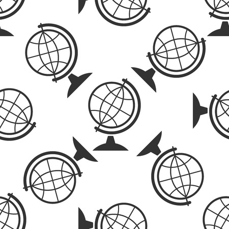 geography: Geography earth globe icon Illustration