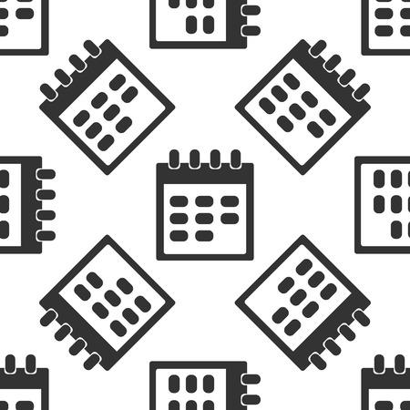calendar icon: Calendar icon pattern