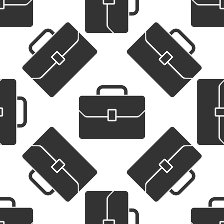 case: Business case icon pattern