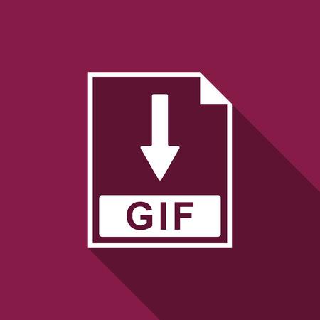 GIF file icon.