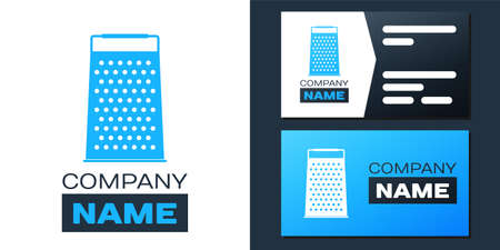 Grater icon isolated on white background. Kitchen symbol.   design template element. Vector 向量圖像