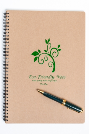 Eco Friendly Note photo