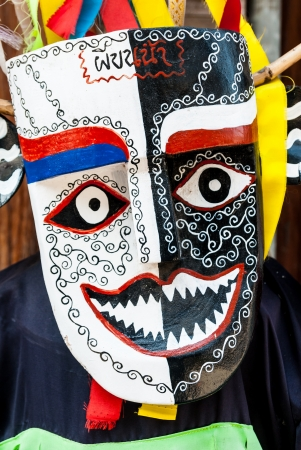 nger: Ghost Star Dance Festival parade Stock Photo