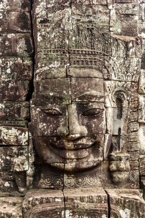 Ancient art, including magnificent castles  Created by Jayavarthon on 900 years ago is now a tourist attraction  And heritage of the world  In Cambodia  Stock Photo
