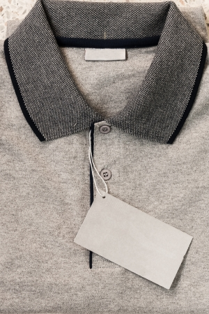 Men s shirt and Label